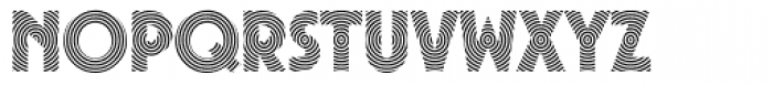 DTC Plaza M22 Font LOWERCASE