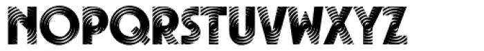 DTC Plaza M23 Font LOWERCASE