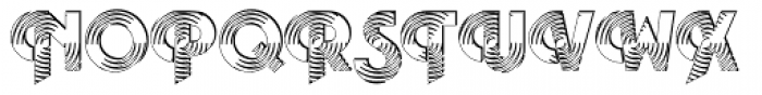 DTC Plaza M24 Font UPPERCASE