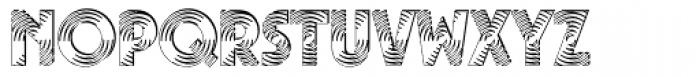 DTC Plaza M24 Font LOWERCASE