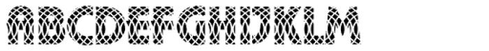 DTC Plaza M36 Font LOWERCASE