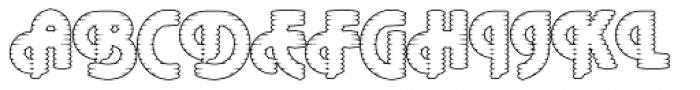 DTC Plaza M39 Font UPPERCASE