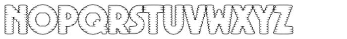 DTC Plaza M39 Font LOWERCASE