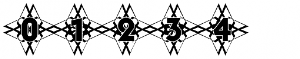DTC Plaza M48 Font OTHER CHARS
