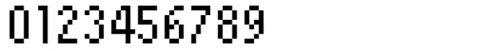 DTC Rough M01 Font OTHER CHARS