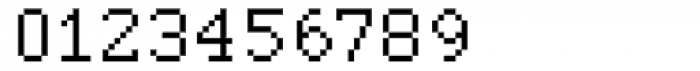 DTC Rough M22 Font OTHER CHARS