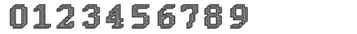 DTC Rough M24 Font OTHER CHARS