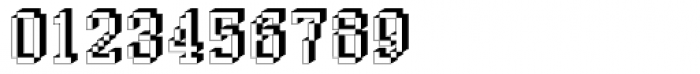 DTC Rough M35 Font OTHER CHARS