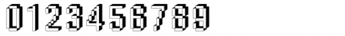DTC Rough M55 Font OTHER CHARS