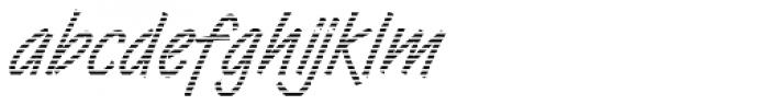 DTC Van Dijk M02 Font LOWERCASE