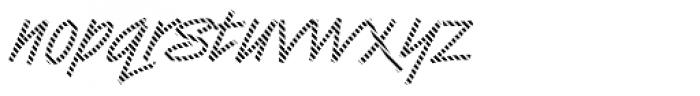 DTC Van Dijk M03 Font LOWERCASE