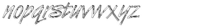 DTC Van Dijk M24 Font LOWERCASE