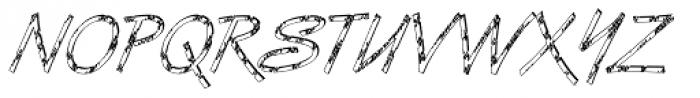 DTC Van Dijk M28 Font UPPERCASE