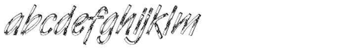 DTC Van Dijk M28 Font LOWERCASE