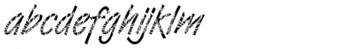 DTC Van Dijk M35 Font LOWERCASE