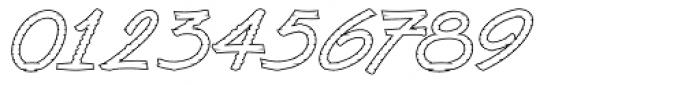 DTC Van Dijk M39 Font OTHER CHARS
