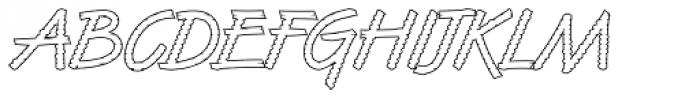 DTC Van Dijk M39 Font UPPERCASE