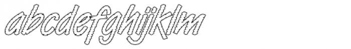 DTC Van Dijk M39 Font LOWERCASE
