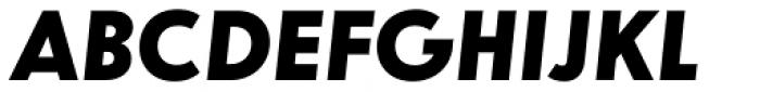 dT Jakob Bold Italic Font UPPERCASE