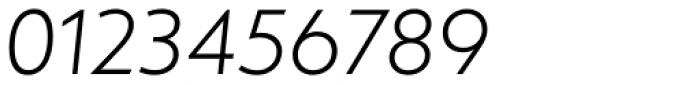 dT Jakob Light Italic Font OTHER CHARS