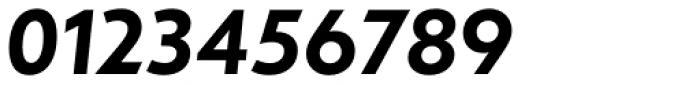 dT Jakob Semi Bold Italic Font OTHER CHARS