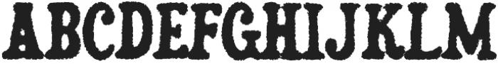 Duality Sand otf (400) Font UPPERCASE
