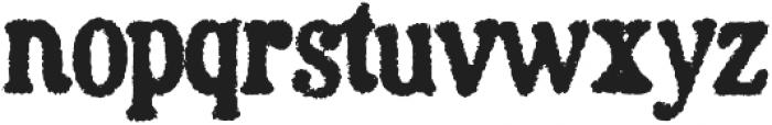 Duality Sand otf (400) Font LOWERCASE