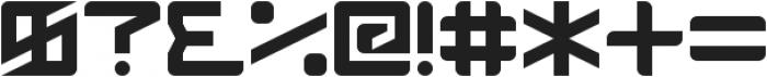 DubbingStar ttf (400) Font OTHER CHARS