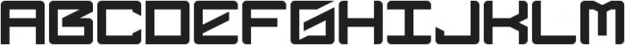 DubbingStar ttf (400) Font UPPERCASE