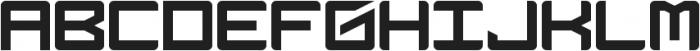 DubbingStar ttf (400) Font LOWERCASE