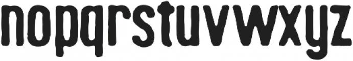 Duckymanly Sans otf (400) Font LOWERCASE