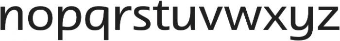 Dulcian Ext Regular otf (400) Font LOWERCASE