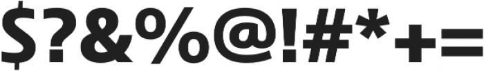 Dulcian Norm Bold otf (700) Font OTHER CHARS