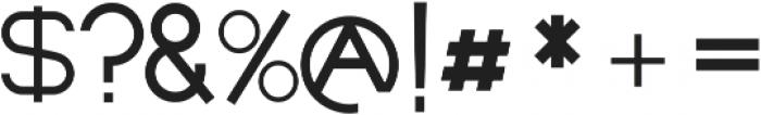 Duma ttf (400) Font OTHER CHARS