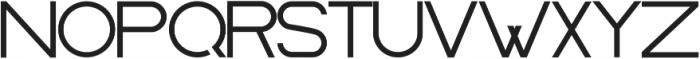 Duma ttf (400) Font UPPERCASE