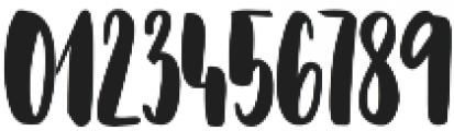 DustyLane otf (400) Font OTHER CHARS
