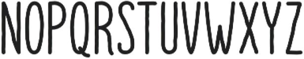 Dutchy otf (400) Font UPPERCASE