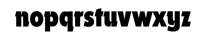 Durango-Cd-Bold Font LOWERCASE