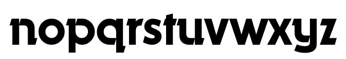 Durango-Regular Font LOWERCASE