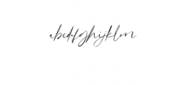 Dutchly.woff Font LOWERCASE