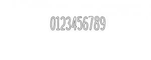 Dutchy Outline.otf Font OTHER CHARS