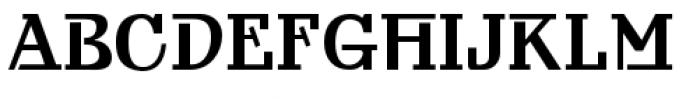 Dutch Treat Font UPPERCASE