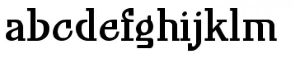 Dutch Treat Font LOWERCASE