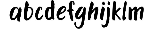 Dummy�handwritten font Font LOWERCASE