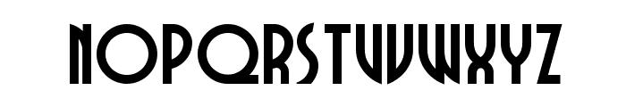Dubba Dubba NF Font LOWERCASE
