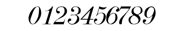 Dubiel Italic Font OTHER CHARS