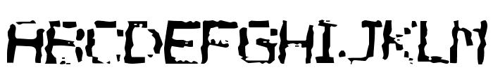 Duchess Font UPPERCASE