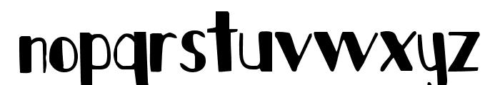 Duck Duck Goose Font UPPERCASE