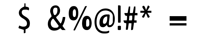Duckie Font OTHER CHARS