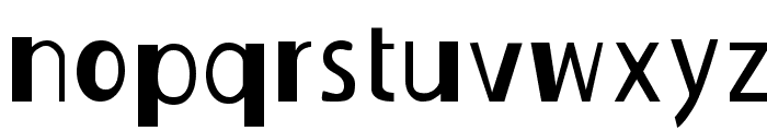 Duckie Font LOWERCASE